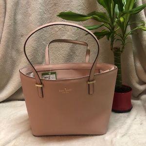 NWT Kate Spade baby pink cedar street harmony bag